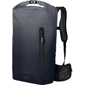 Jack Wolfskin Halo 26 Backpack grey/black